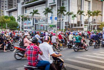 Ho-Chi-Minh-Stadt: Die Stadt der Millionen Mopeds