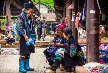 Sa Pa: Das etwas andere Vietnam