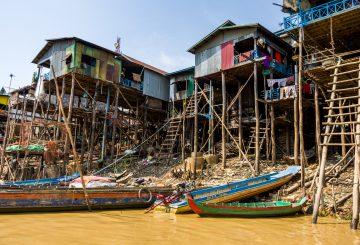 Unsere erste Berührung mit Kambodscha