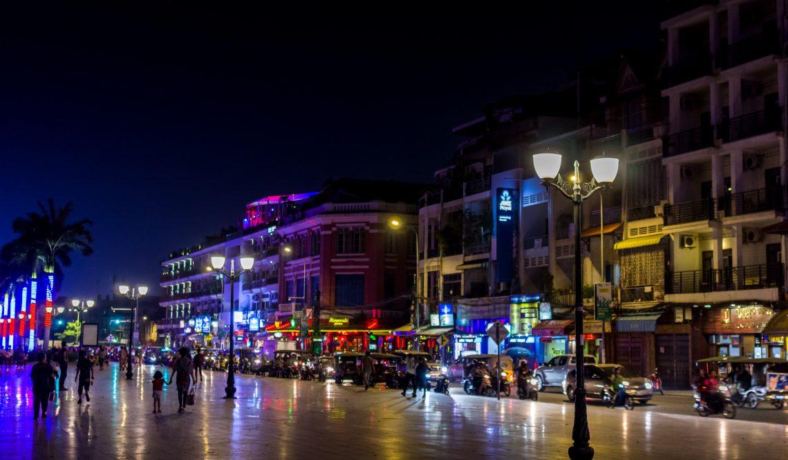 Phnom Penh – Eindrücke aus der Hauptstadt