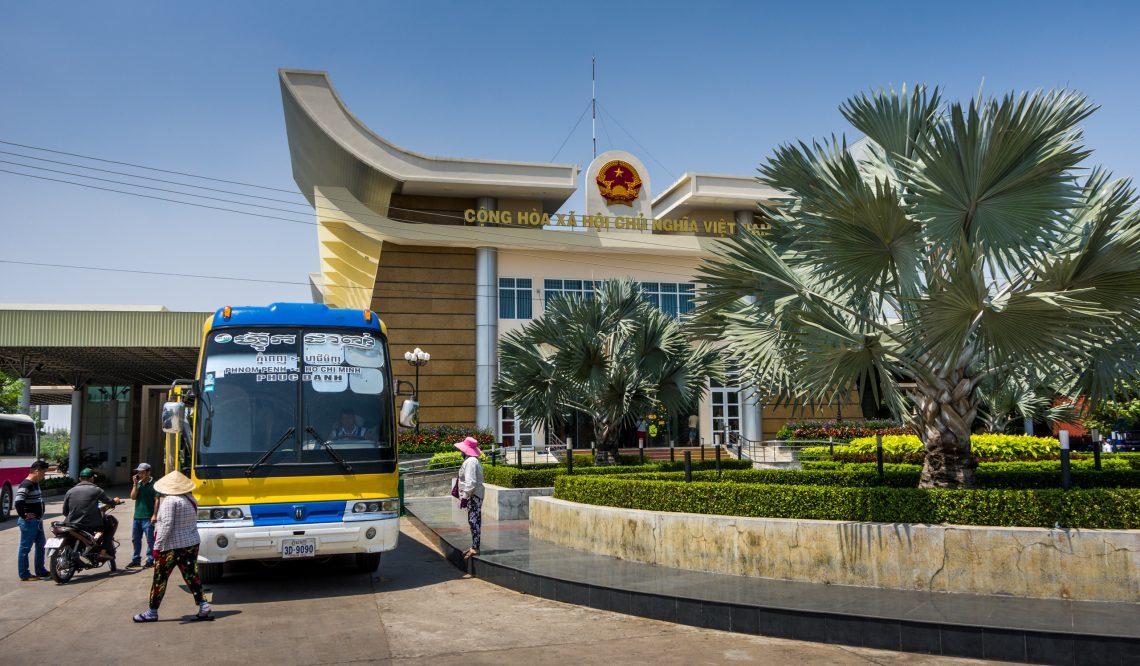 Eine turbulente Reise nach Vietnam und unsere Ankunft in Ho-Chi-Minh-Stadt