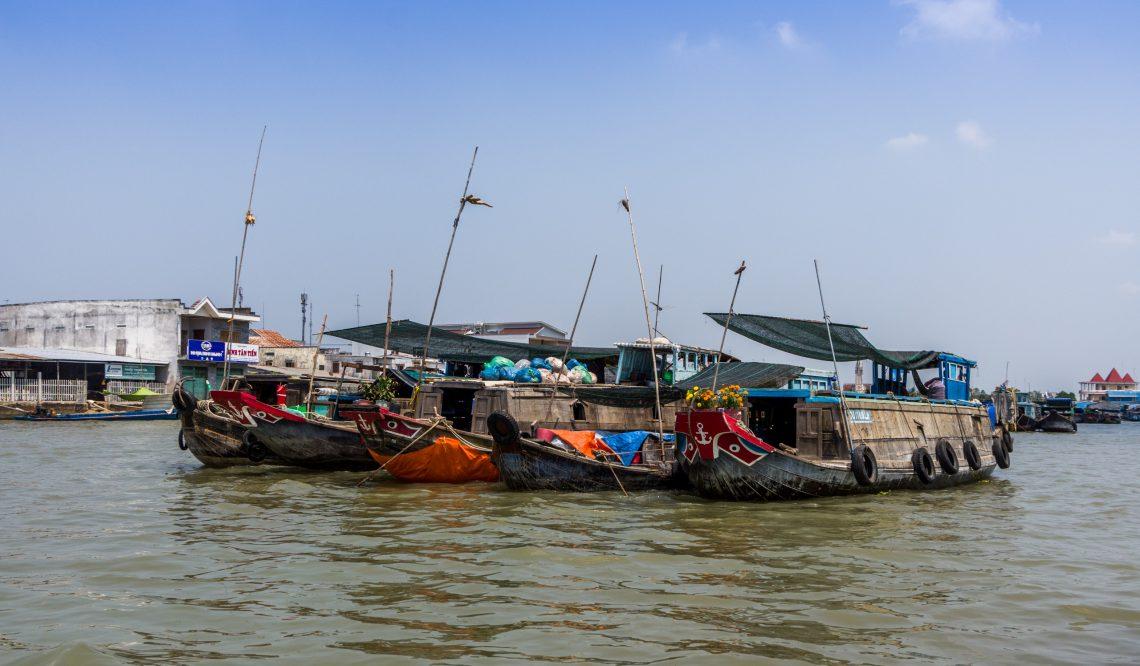 Das Mekong Delta: Ein Leben auf, am und mit dem Fluss