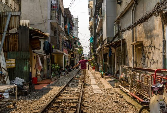 Hanoi: Zurück im urbanen Dschungel
