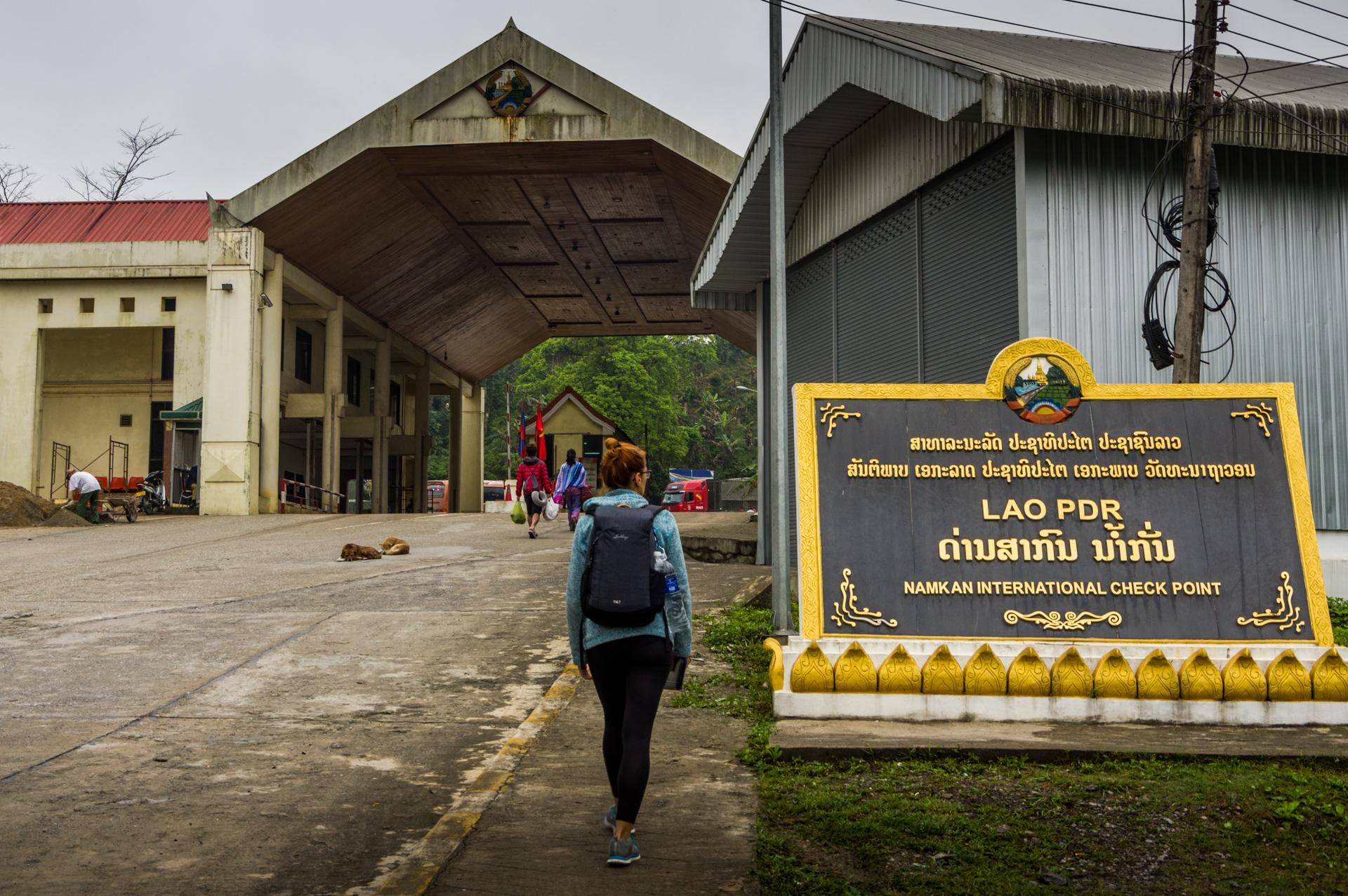 Laos Titelbild