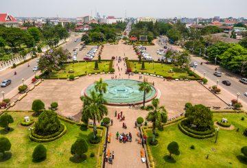 Vientiane: Die ruhige Hauptstadt ohne Seele
